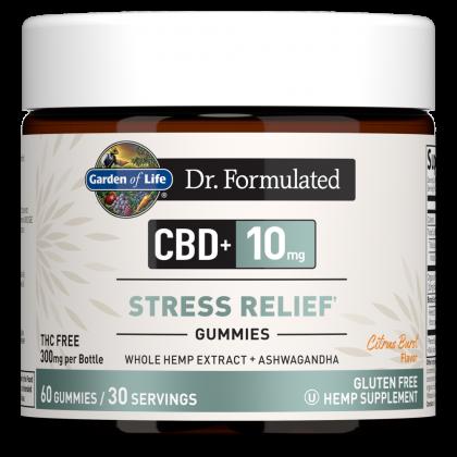 Garden of Life CBD Stress Relief Gummies