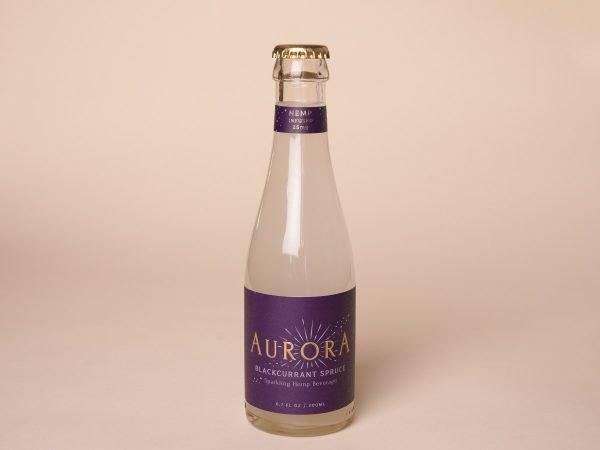 Aurora CBD Elixir Blackcurrant Spruce