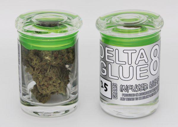 """Delta 8 THC Flower """"Glue"""" 3.5 grams"""