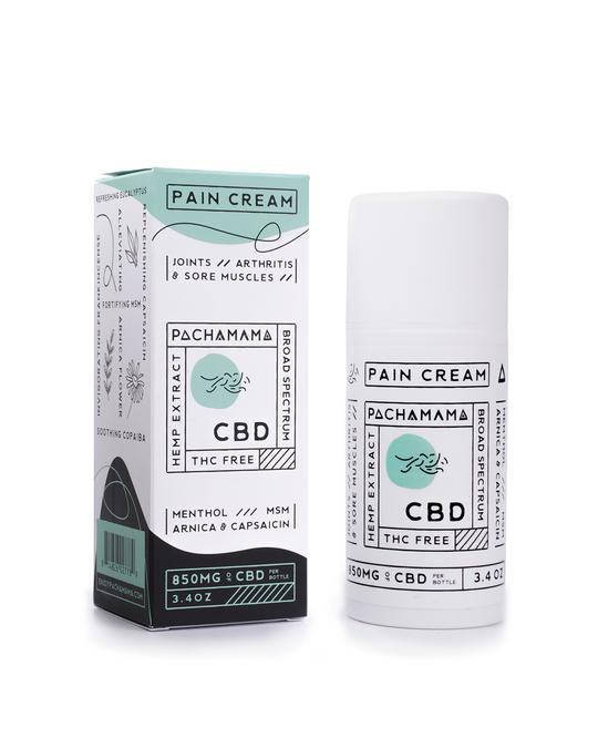 Pachamama CBD Pain Cream