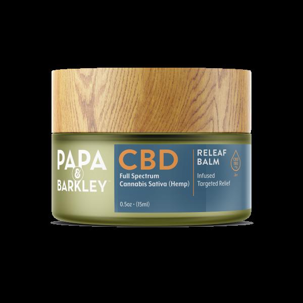 Papa and Barkley Releaf Balm 15ML
