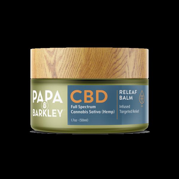 Papa and Barkley Releaf Balm 50 ML