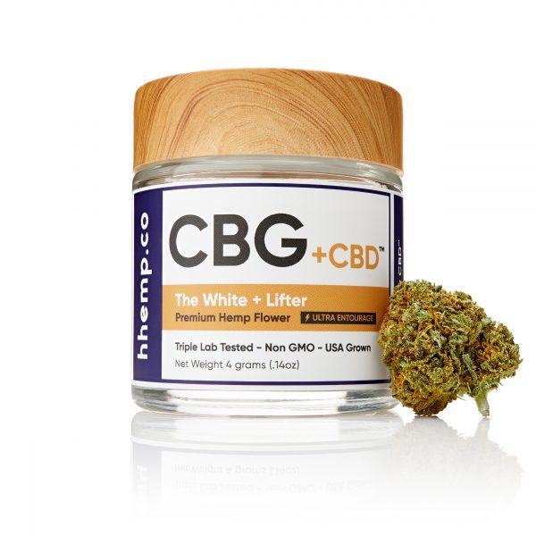 H Hemp Lifter CBD + CBG Flower