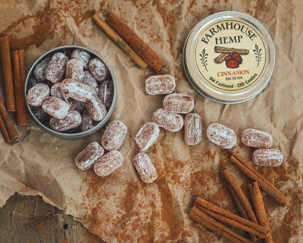 Farmhouse Hemp 30ct Cinnamon CBD Candies