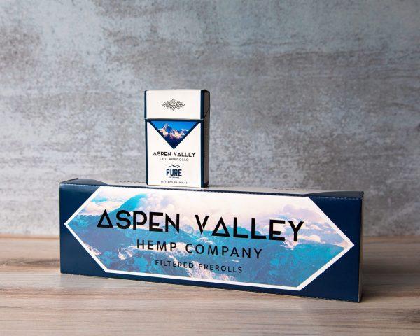 3-Pack Aspen Valley CBD Hemp Cigarettes Bundle and Save