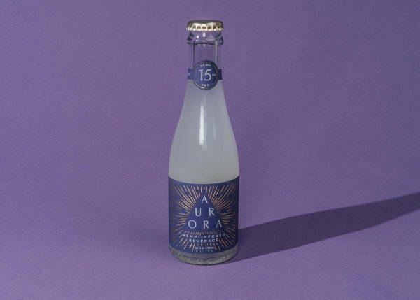Aurora CBD Elixer Lavender Orange