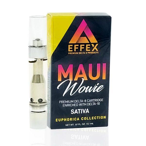 Delta Effex Maui Wowie Delta 10 THC Cartridge