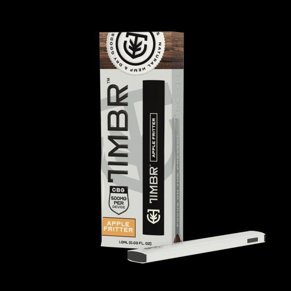 TIMBR Organics Apple Fritter Hemp Disposable Vape Pen